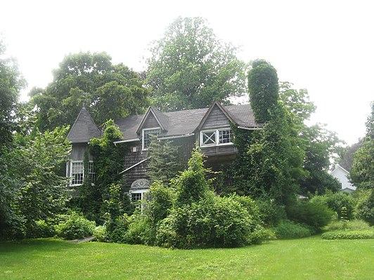 Thomas Moran House