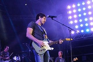 Morgan Evans (singer) Australian singer-songwriter
