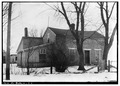 Mormon House, Highway 20, Burlington, Racine County, WI HABS WIS,51-BURL.V,1-1.tif