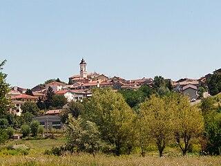 Mornese Comune in Piedmont, Italy