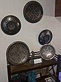 Moroccan Damascene Platters (6928139845).jpg