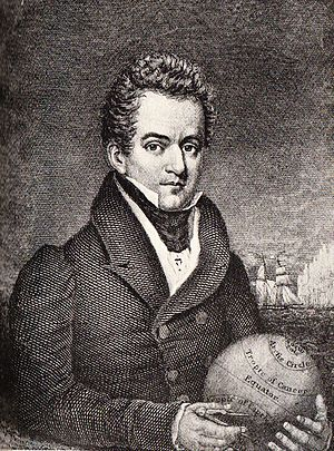 New South Greenland - Captain Benjamin Morrell, who claimed to have sighted New South Greenland.
