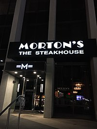 Morton S The Steakhouse Wikipedia