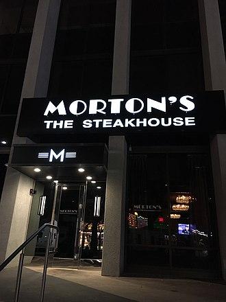 Morton's The Steakhouse - Morton's The Steakhouse, San Jose, CA