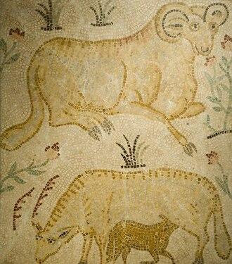 Tamentfoust - Image: Mosaic of Rusguniae