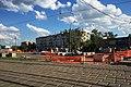 Moscow, Bulvar Rokossovskogo tram loop (31421573492).jpg