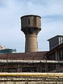 Moscow, Dubininskaya 68 water tower Sep 2008 01.JPG
