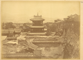 Mosque in Hami's Muslim District, Xinjiang, China, 1875 WDL2081.png