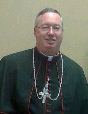 Christopher J. Coyne - Bishop Christopher Coyne in 2012