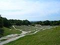 Motocross Track near Halnaker Hill - geograph.org.uk - 236262.jpg