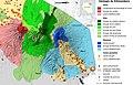 Mount Kilimanjaro Geology map-fr.jpg