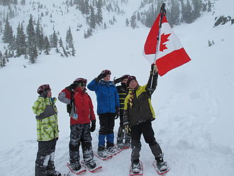 Scouts Canada - Mountaineering Scouts