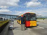 Movia bus line 5A at Copenhagen Airport 02.jpg
