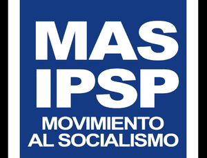 Movement for Socialism (Bolivia) - Image: Movimiento al Socialismo