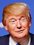 Mr Donald Trump New Hampshire Town Hall on August 19th 2015 at Pinkerton Academy in Derry, NH by Michael Vadon 07 (cropped).jpg
