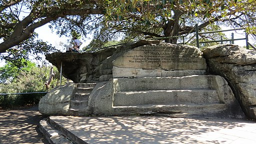 Mrs Macquarie's Chair, Mrs Macquaries Point, Sydney - panoramio