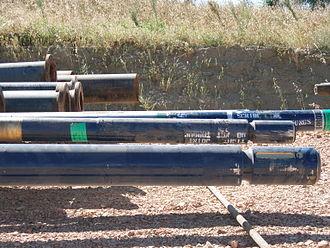 Measurement while drilling - Mud Motors
