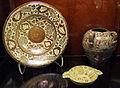 Muel, piatto, ciotola e vaso, 1550-1610 ca..JPG