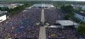 Multidão no centenário das Aparições de Fátima (12 de Maio de 2017).png