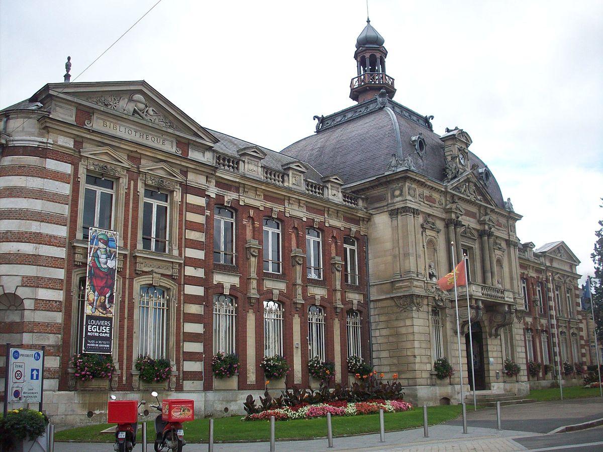 Ville Louviers Fr