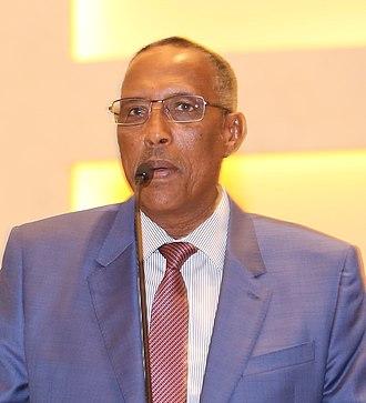 Somaliland parliamentary election, 2019 - Image: Musabehi 1234