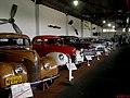 Museu Eduardo André Matarazzo - Bebedouro - Ford Tudor 1939, Ford de Luxe Coupê 1940, Ford Super de Luxe Conversível 1947. O avião é um Rearwin 9000L Sportster PT-TEE - panoramio.jpg