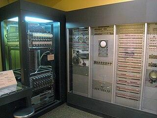 Whirlwind I vacuum tube computer