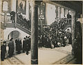 Musical festival of the Empire Civic Reception of the Sheffield Choir, City Hall, Toronto, Canada, April 5th, 1911 (HS85-10-23814).jpg