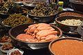 Myeongnanjeot (pollock roe) in a market.jpg
