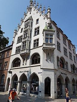 Münsterplatz in Ulm