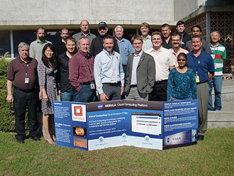 Nebula (computing platform) - Nebula Team 2010