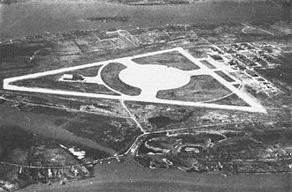 Naval Air Station Grosse Ile - NAS Grosse Ile in the 1940s