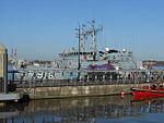NATO ships at Liverpool Cruise Terminal - 2013-04-06 (9).JPG