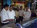 NCSM Dignitaries Visiting Dynamotion Hall - Science City - Kolkata 2006-07-04 04765.JPG