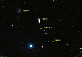 Image illustrative de l'article NGC 870