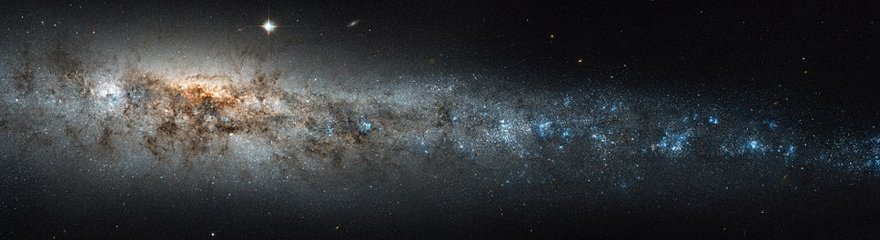 NGC 4631 HST