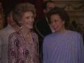 Nancy Reagan e Manuela Ramalho Eanes, Palácio da Ajuda 1985-05-09.png