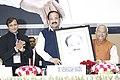 Nandan jha Facilitating Shri M.Venkaiah Naidu Vice President of India.jpg