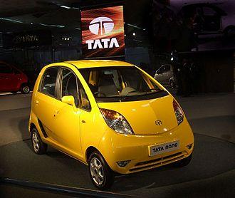 Tata Motors Cars - Tata Nano