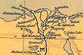 Napoleons Campaign in Egypt 1798 (Nile delta).jpg