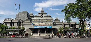 National Press Monument Press museum in Surakarta, Indonesia