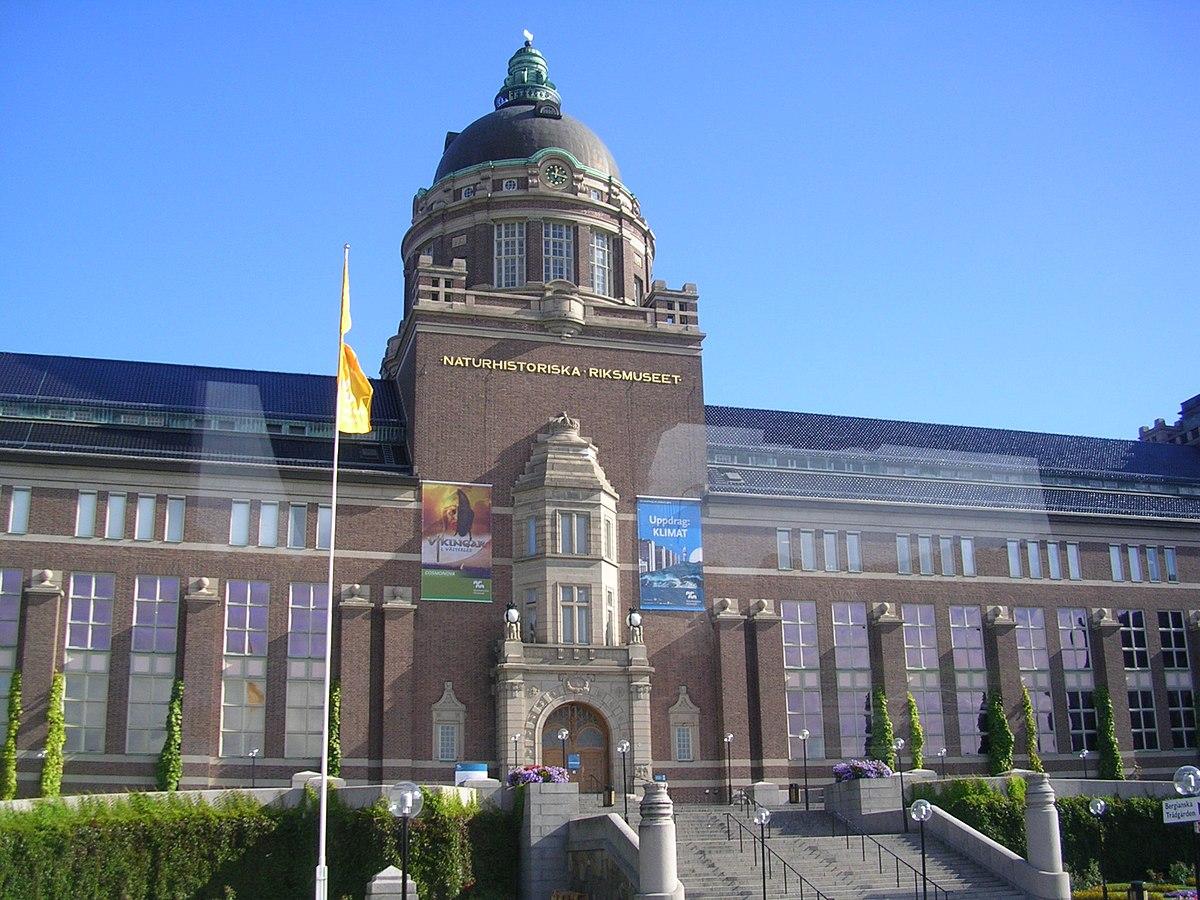Шведский музей естественной истории