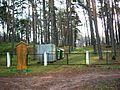 Naujamiesčio karaimų kapinės.JPG