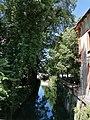 Naviglio dalla Cavallerizza del Castello Sforzesco - Vigevano (II).jpg