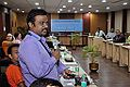 Navram Kumar - Indo-Finnish-Thai Exhibit Development Workshop Presentation - NCSM - Kolkata 2014-11-25 9724.JPG