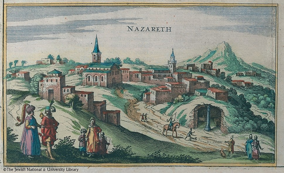 Nazareth 1657