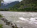 Neelum river along Azad Kahmir.jpg
