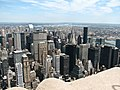 New York City view from Empire State Building 05.jpg