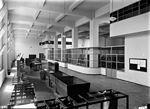 New general post office building in Jerusalem. Sorting office. 1938. matpc.03947.jpg