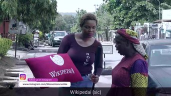 File:Ngozi Okpara Embraces Wikipedia.webm